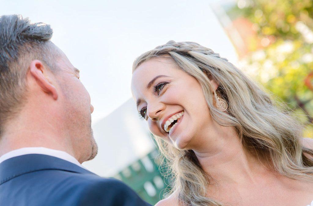 Basically Beautiful styled shoot turned intimate wedding