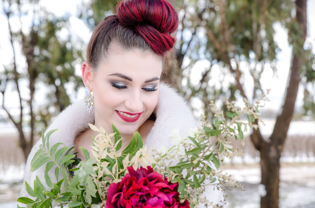 Forever Frosted Styled Shoot